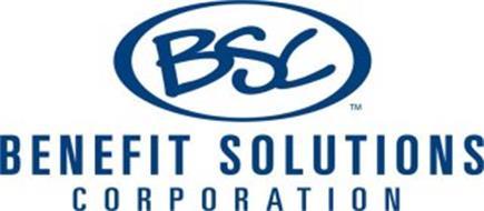 BSC BENEFIT SOLUTIONS C O R P O R A T I O N