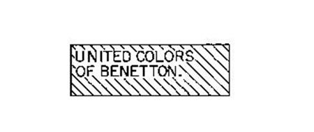 United colors of benetton trademark of benetton group s p for United colors of benetton logo