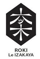 ROKI LE IZAKAYA