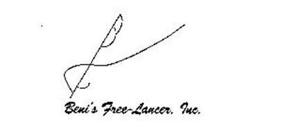 BENI'S FREE-LANCER, INC.