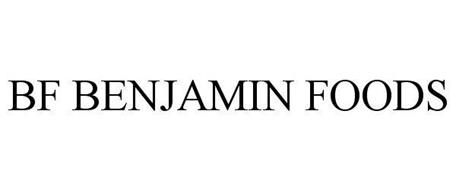 BF BENJAMIN FOODS