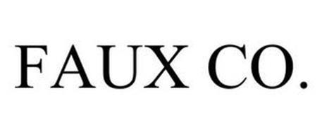 FAUX CO.