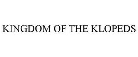 KINGDOM OF THE KLOPEDS