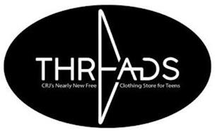 THREADS CRJ'S NEARLY NEW FREE CLOTHING STORE FOR TEENS