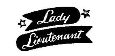 LADY LIEUTENANT