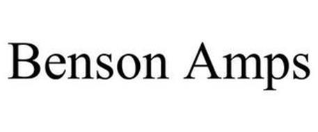 BENSON AMPS