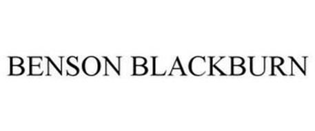 BENSON BLACKBURN