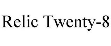 RELIC TWENTY-8