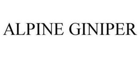 ALPINE GINIPER