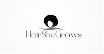 HAIR SHE GROWS