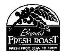 BERARDIS FRESH ROAST FRESH FROM BEAN TO BREW