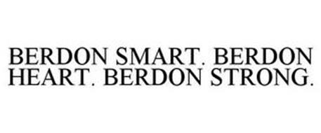 BERDON SMART. BERDON HEART. BERDON STRONG.