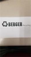 SINCE 1912 BERGER RECYCLING