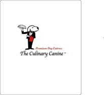 PREMIUM DOG ENTREES THE CULINARY CANINE