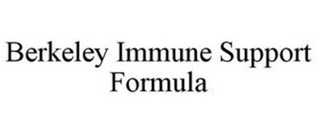 BERKELEY IMMUNE SUPPORT FORMULA