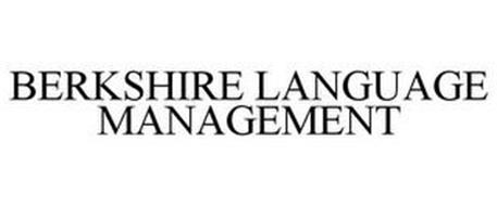 BERKSHIRE LANGUAGE MANAGEMENT