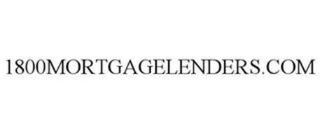 1800MORTGAGELENDERS.COM