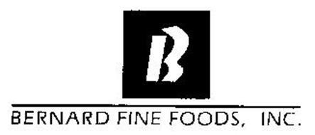 BERNARD FINE FOODS, INC.