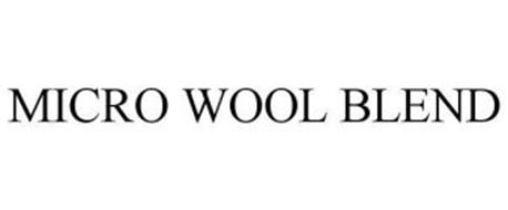 MICRO WOOL BLEND