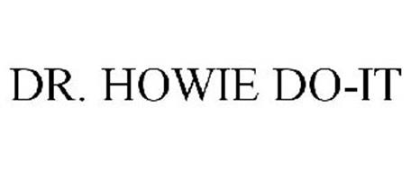 DR. HOWIE DO-IT