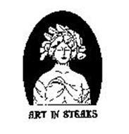 ART IN STEAKS