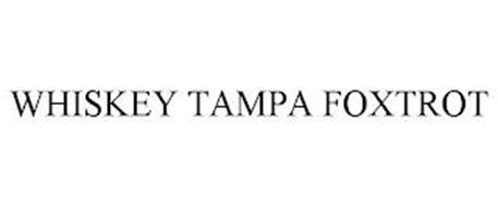 WHISKEY TAMPA FOXTROT