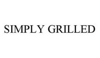 SIMPLY GRILLED
