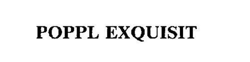 POPPL EXQUISIT