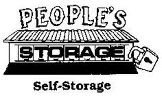 PEOPLE'S STORAGE SELF-STORAGE