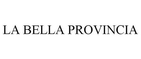 LA BELLA PROVINCIA