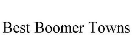 BEST BOOMER TOWNS