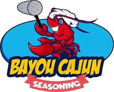 BAYOU CAJUN SEASONING