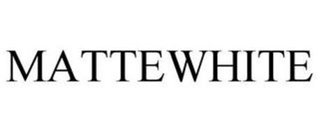 MATTEWHITE