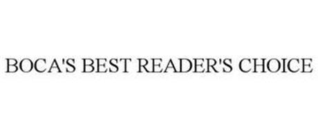 BOCA'S BEST READER'S CHOICE