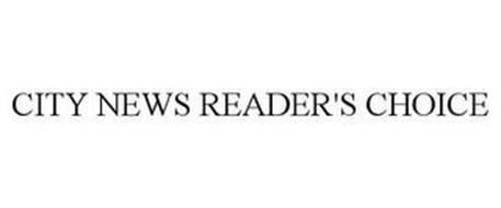 CITY NEWS READER'S CHOICE