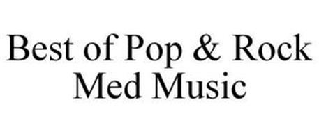 BEST OF POP & ROCK MED MUSIC