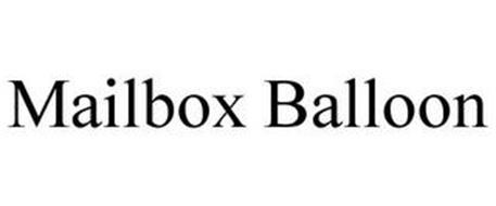 MAILBOX BALLOON