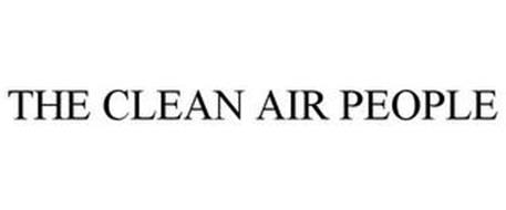 THE CLEAN AIR PEOPLE