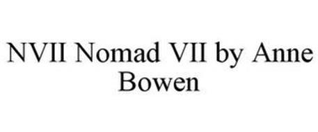 NVII NOMAD VII BY ANNE BOWEN