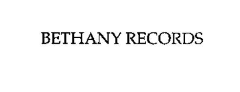 BETHANY RECORDS