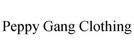 PEPPY GANG CLOTHING