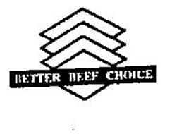 BETTER BEEF CHOICE