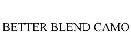 BETTER BLEND CAMO