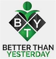 BETTER THAN YESTERDAY BTY