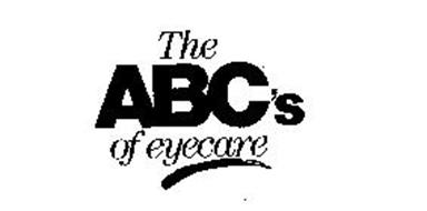 THE ABC'S OF EYECARE