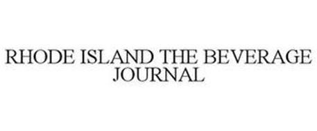 RHODE ISLAND THE BEVERAGE JOURNAL