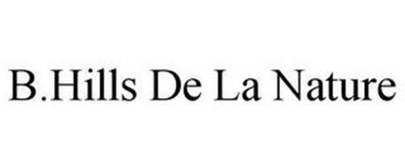B.HILLS DE LA NATURE