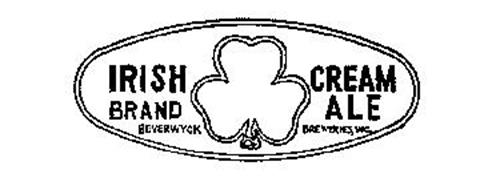 IRISH BRAND CREAM ALE BEVERWYCK BREWERIES, INC.