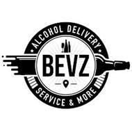 BEVZ ALCOHOL DELIVERY SERVICE & MORE