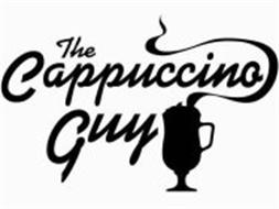 THE CAPPUCCINO GUY